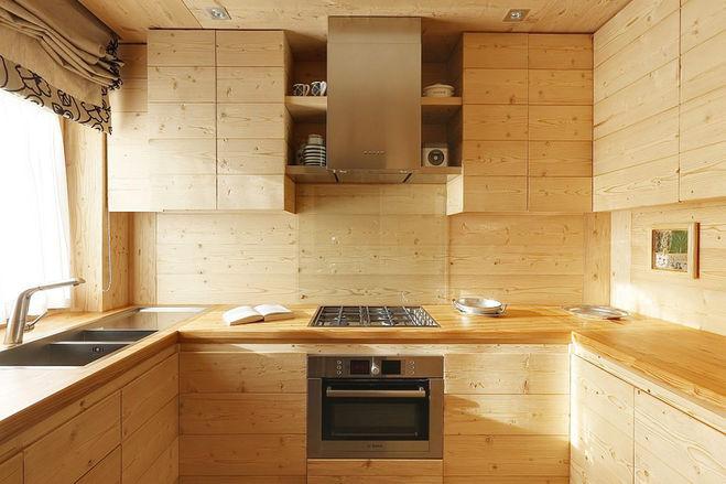 Кухонный гарнитур из фанеры
