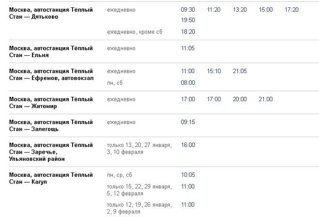 основе полиэстера ефремов москва расписание автобусов поможет