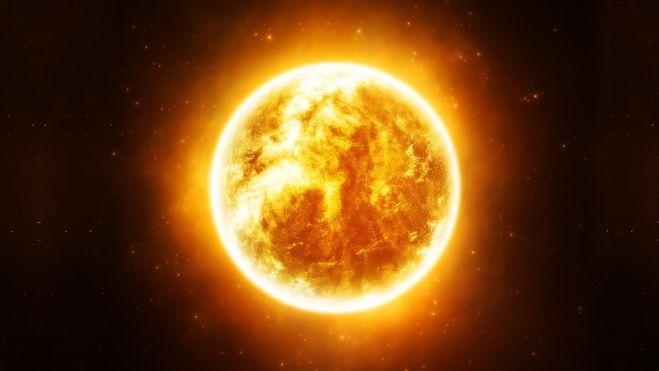температура Солнца в цельсиях