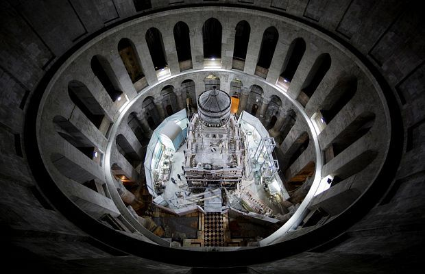 Почему разрешили вскрытие гроба Иисуса Христа?
