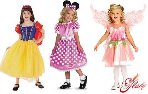 Новогодний костюмы для девочек своими руками фото