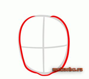 Как нарисовать герб поэтапно