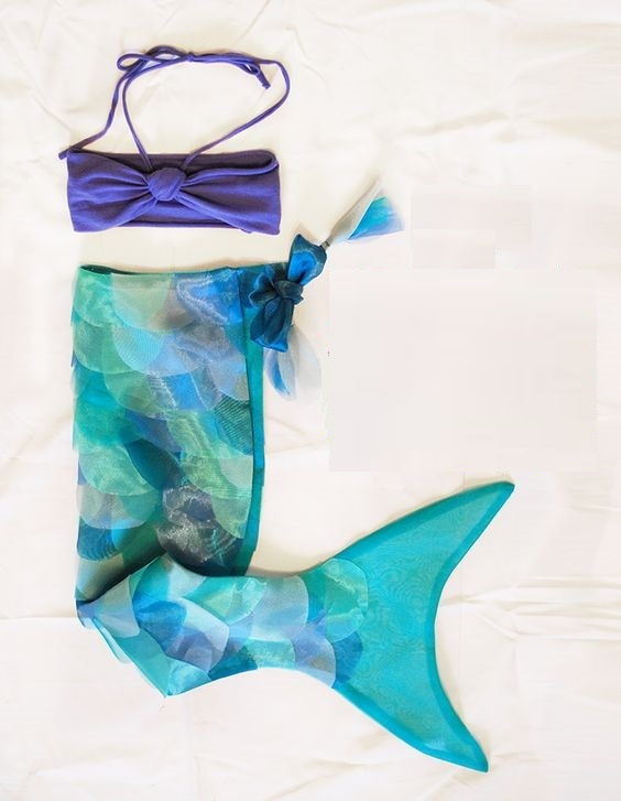 костюм русалки