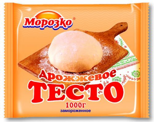 Дрожжевое тесто морозко рецепты