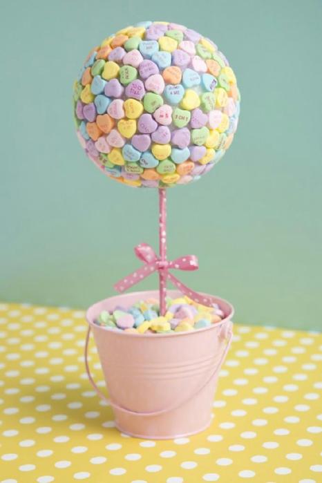Как сделать сладкое дерево 182