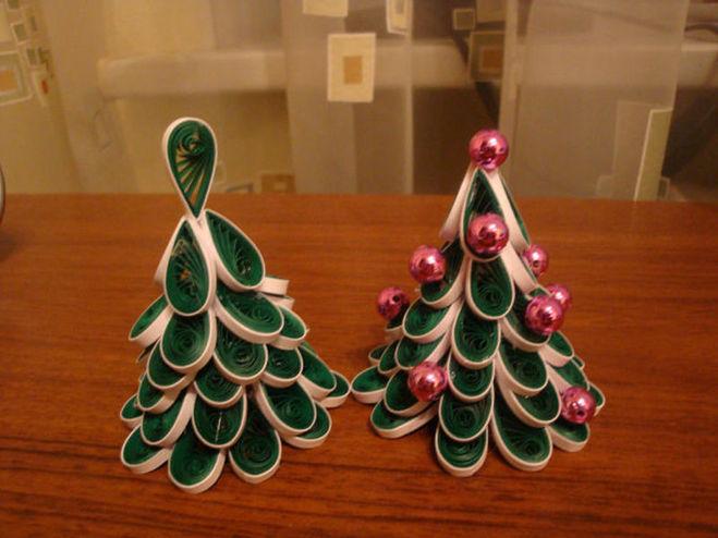 Новогодние елка своими руками мастер класс - Belbera.Ru
