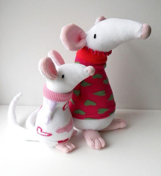 Как сделать крысу своими руками фото 853