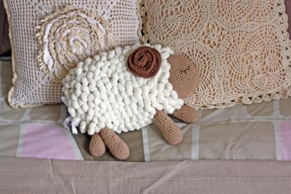 Овца своими руками на новый год фото