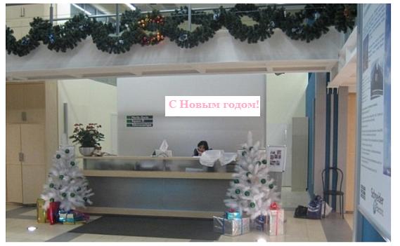 Современный дизайн магазина
