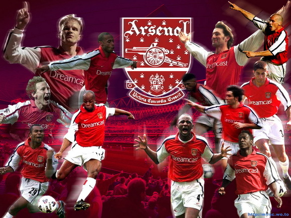 Арсенал лондон английский сайт