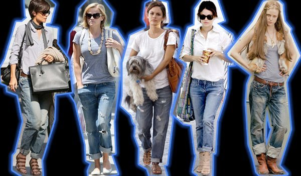 джинсы модные 2015