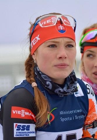 Ивона Фиалкова, биатлон, Словакия, возраст, социальные сети, инстаграм