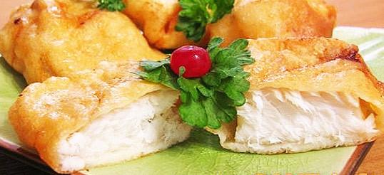 красная рыба в кляре рецепт с фото