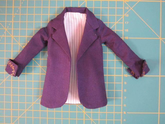 Как сшить пиджак своими руками