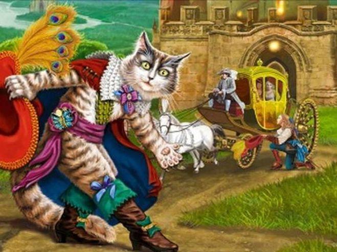 Чему учит сказка кот в сапогах шарля