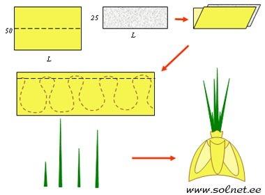 Как сделать лук из бумаги своими руками в домашних условиях
