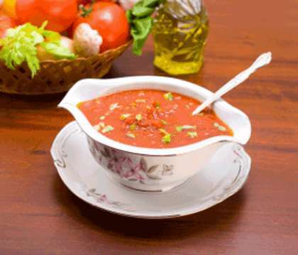 Томатный соус из томатной пасты в домашних условиях