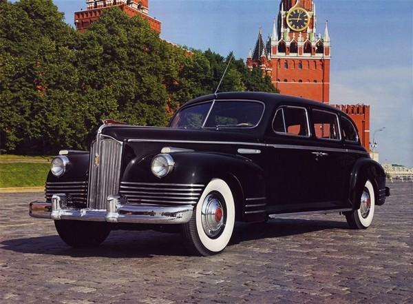 правительственные автомобили в СССР