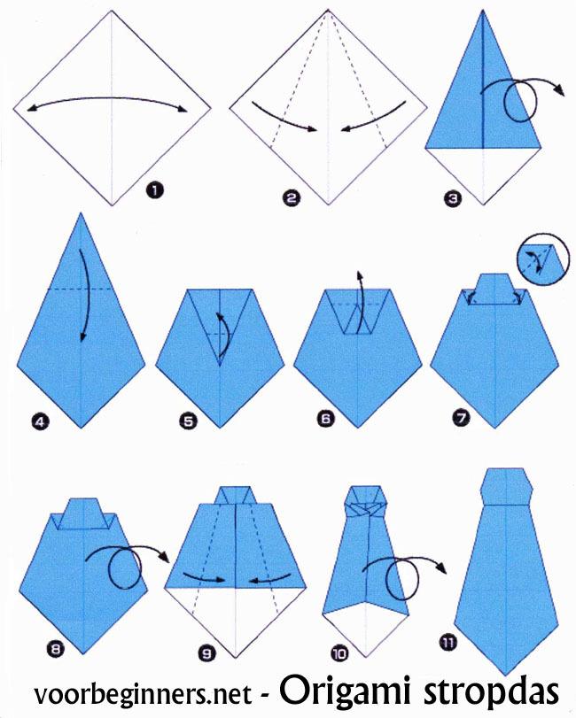 Рубашка бумаги галстуком схема фото 302