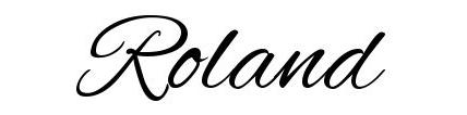 Роланд значение имени
