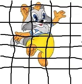 Как нарисовать Крошку Енота, персонаж из мультфильма?