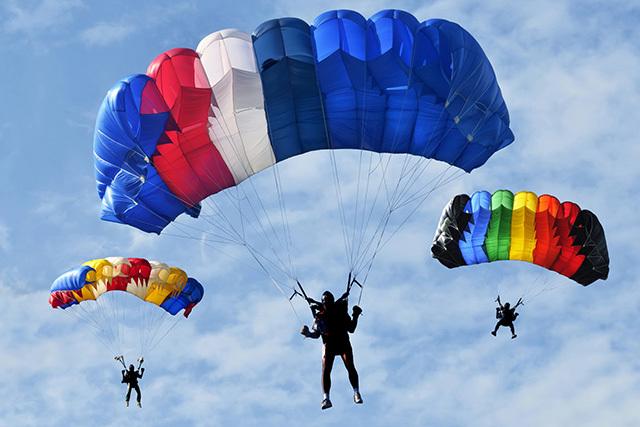 парашютный шелк купить