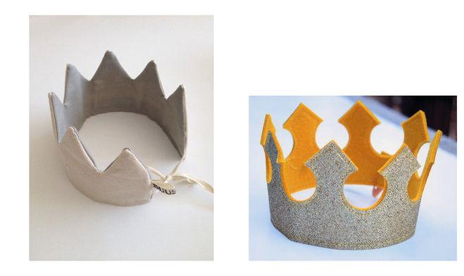 корона для короля своими руками