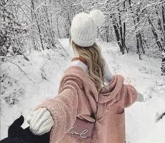 Как оригинально, смешно подписать фото, селфи на первый день зимы?