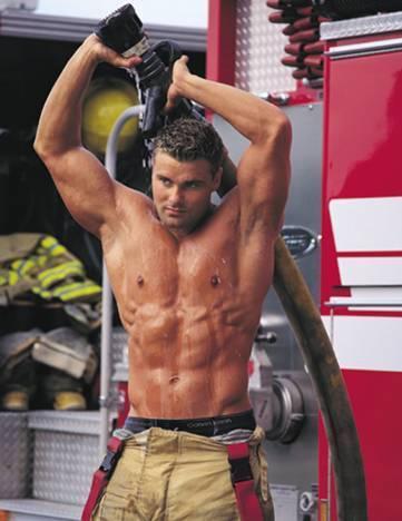 Секс с пожарным