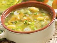 суп без лука