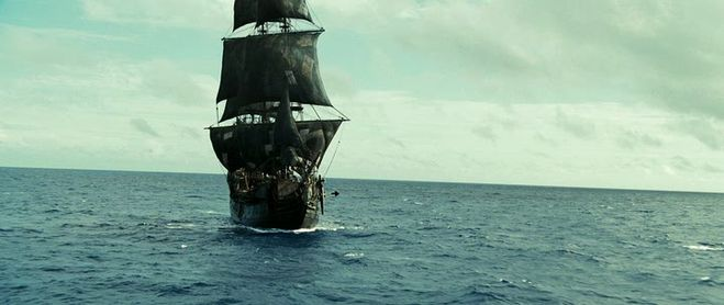 Черные паруса фото из фильма