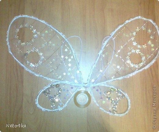 Как и из чего сделать крылья бабочки своими руками 25