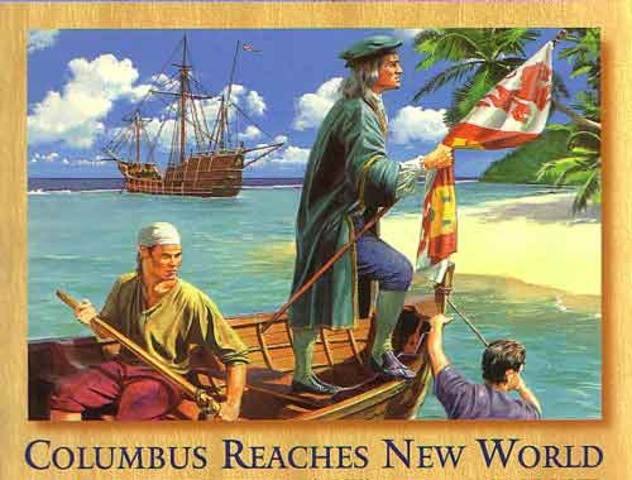 a brief history of the colonization of the united states after the arrival of christopher columbus i