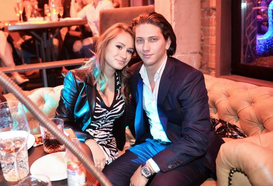 Малика Галлямова с парнем, фото?