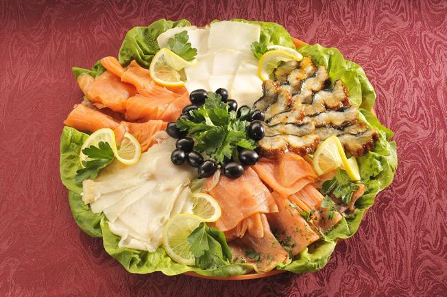 Рыба на праздничный стол