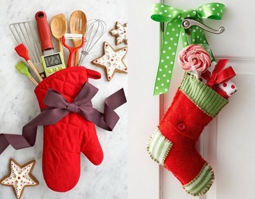 Идеи на подарков новый год своими руками