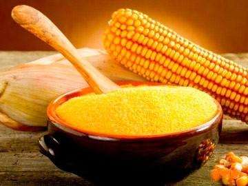 как сделать кукурузную муку в домашних условиях