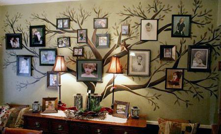 Генеалогическое древо своими руками нарисовать фото 159