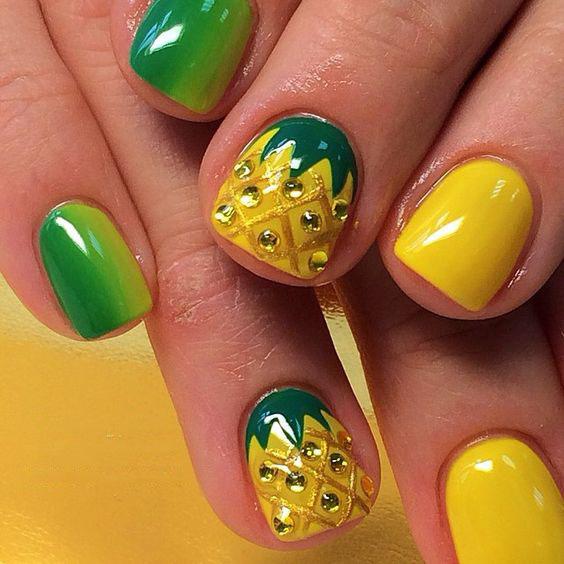 Материала для дизайна ногтей