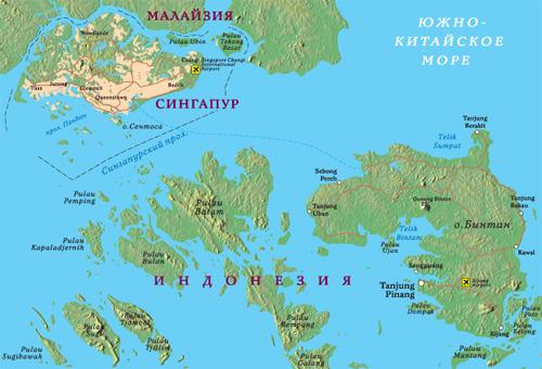 В какой стране изобрели карту