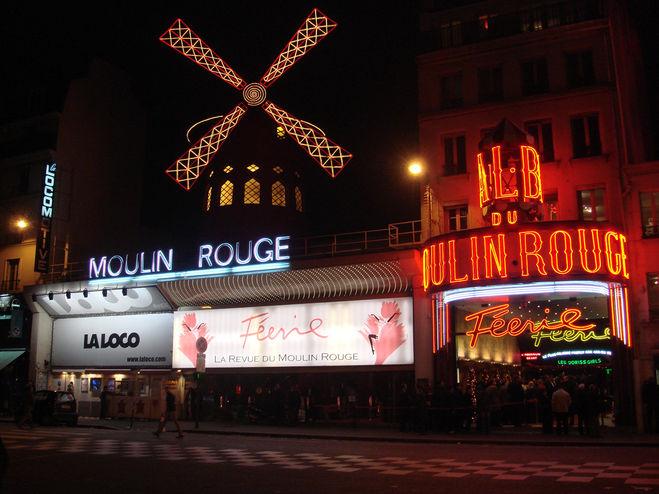 Кафе Два маго. Кабаре Мулен Руж в Париже - неотъемлимая часть культурной ж