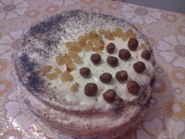 Торт встреча и рецепт