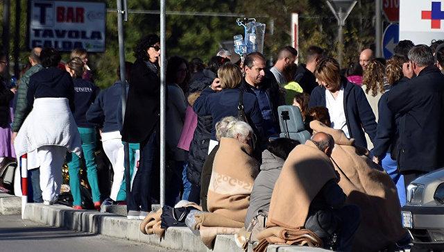 Землетрясение в Италии 30 октября 2016. Количество жертв, пострадавших?