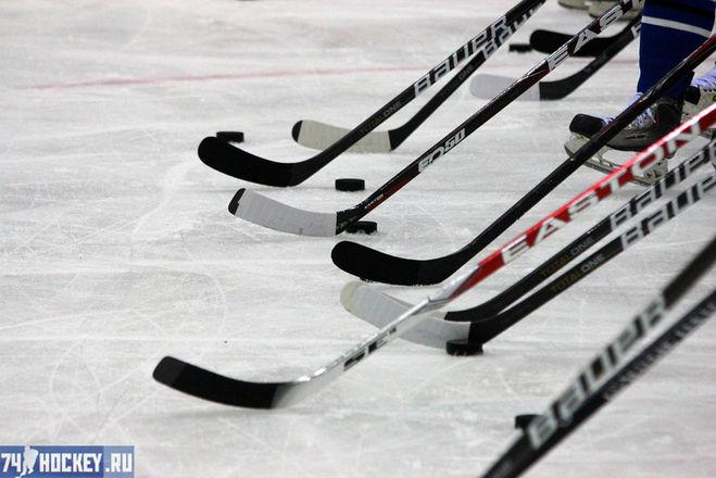 клюшка для хоккея с шайбой