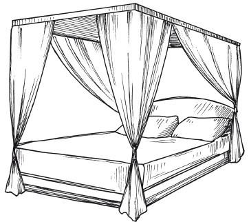 Кровать 4 года