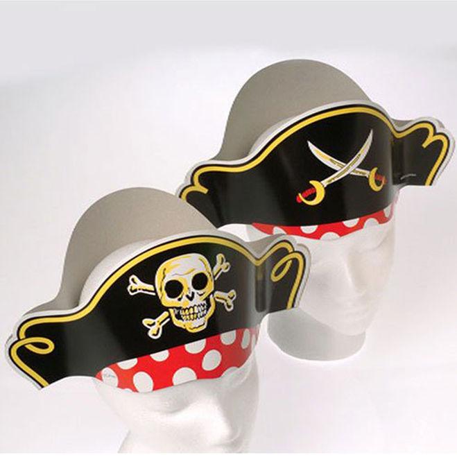 Сделать пиратскую шляпу своими руками фото 300