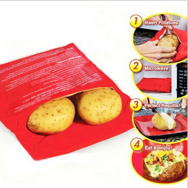 рукавичка для картошки