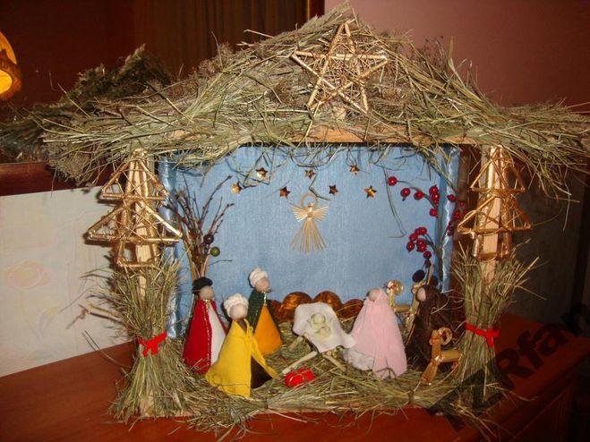 Рождество христово конкурс поделок
