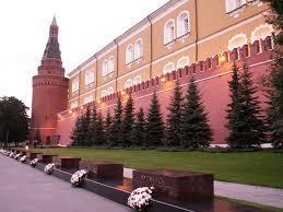 московский кремль, кремлевская стена