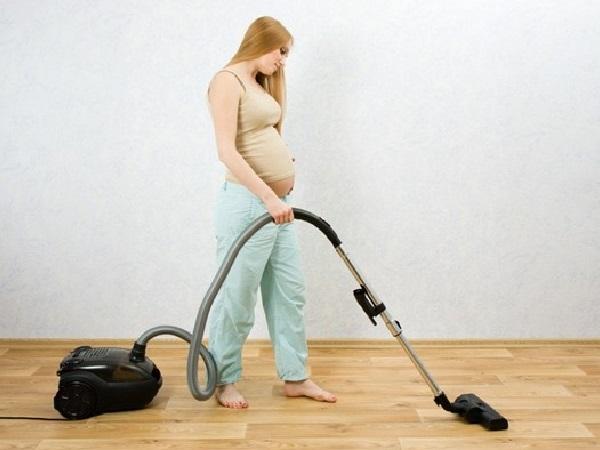 Физический труд беременных